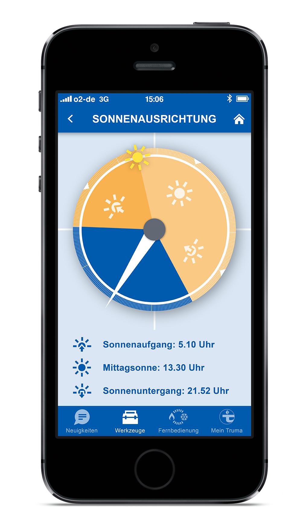 Truma_App_Sonnenausrichtung