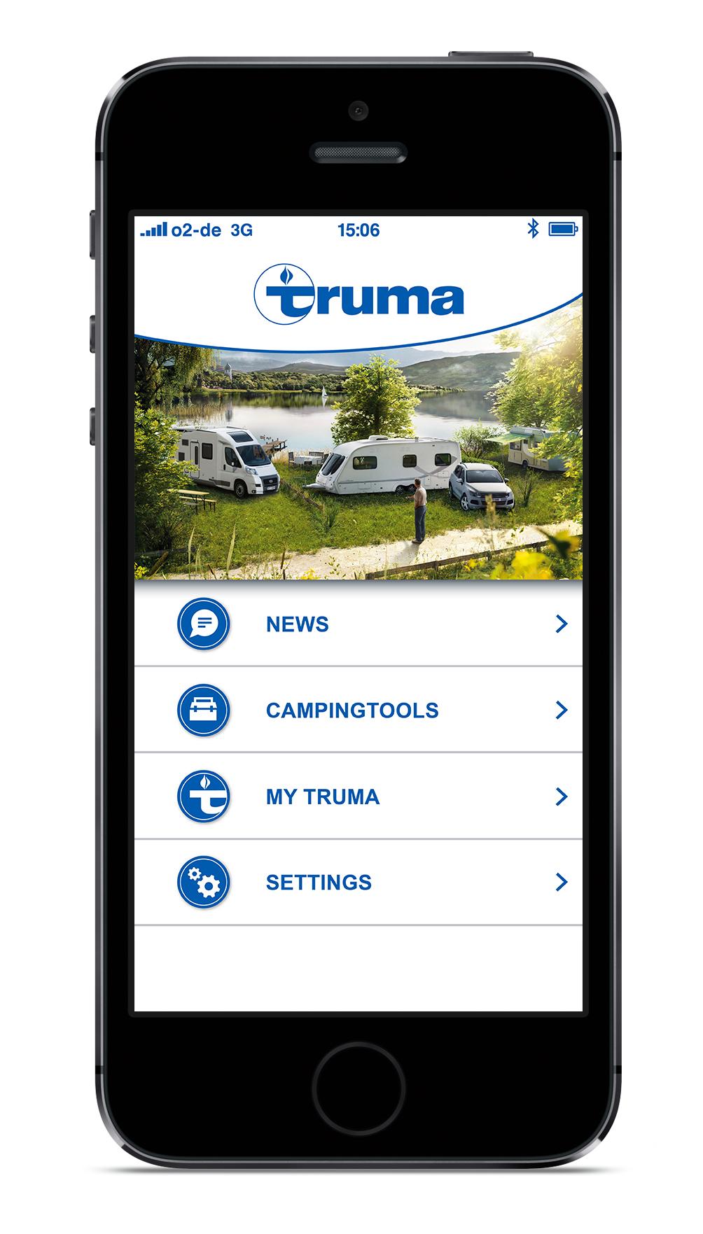 Truma_App_Startscreen