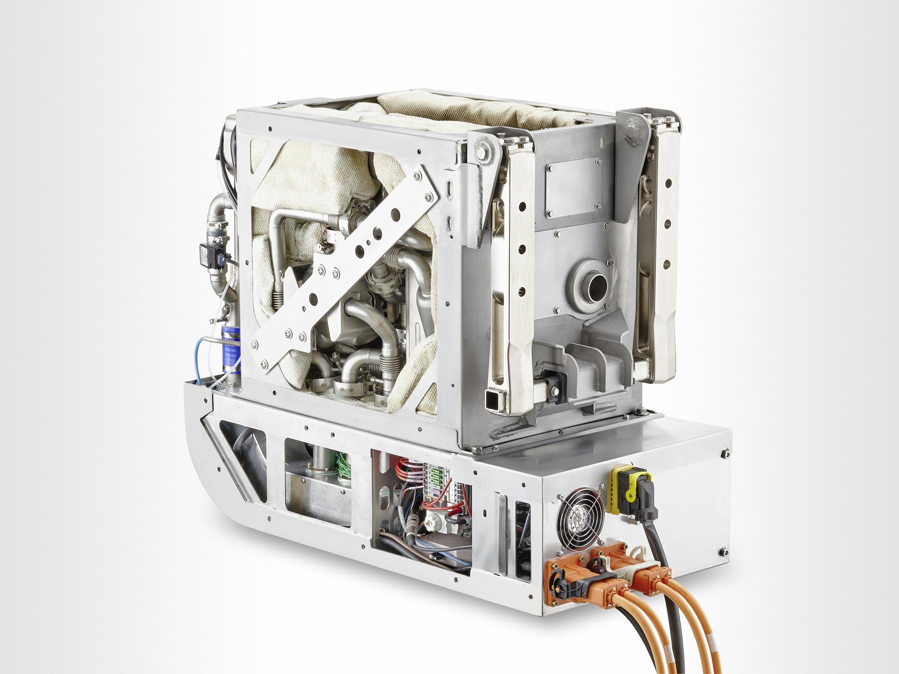 Eberspaecher_Brennstoffzellensystem_offen