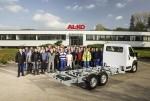 AL-KO AMC-Chassis Team Ettenbeuren